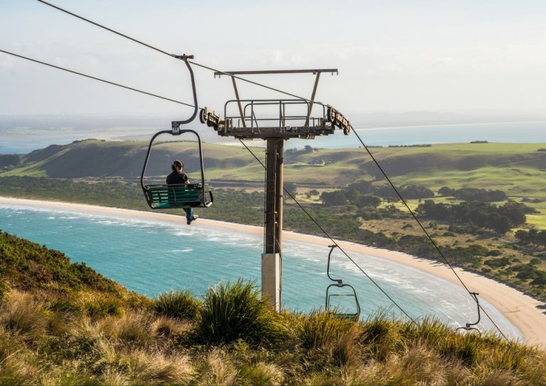 The Nut chairlift