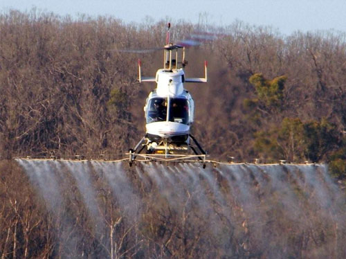 Forestry and Agriculture - Osborne Aviation