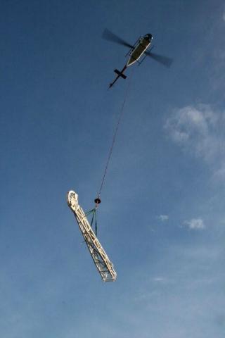 Drill rig shift